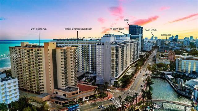 2401 Collins Ave Apt 1905 Miami Beach Fl 33140