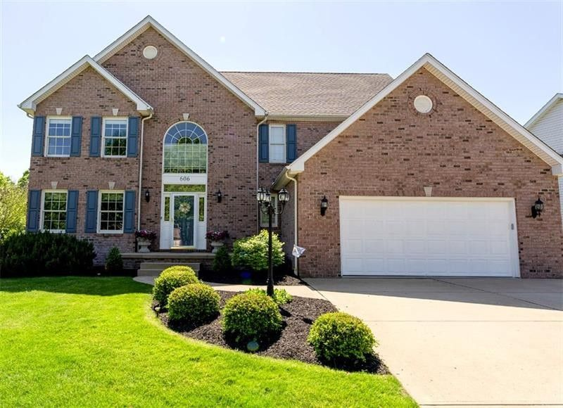 606 Alex Ct Cranberry Township, PA 16066