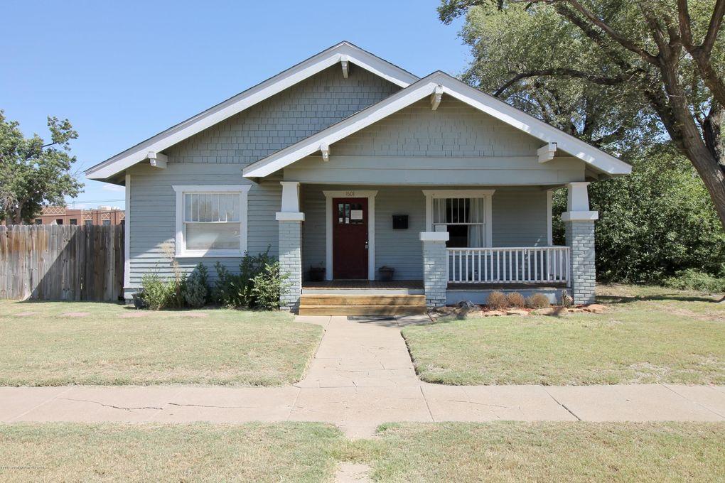 1601 S Monroe St, Amarillo, TX 79102