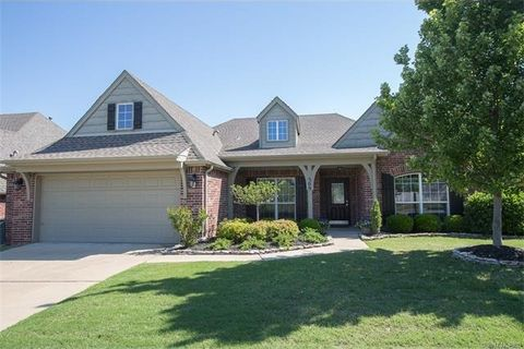 309 E 125th Ct S Jenks OK 74037