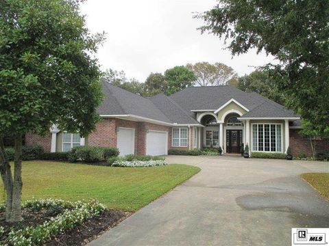 Monroe LA Homes With Special Features
