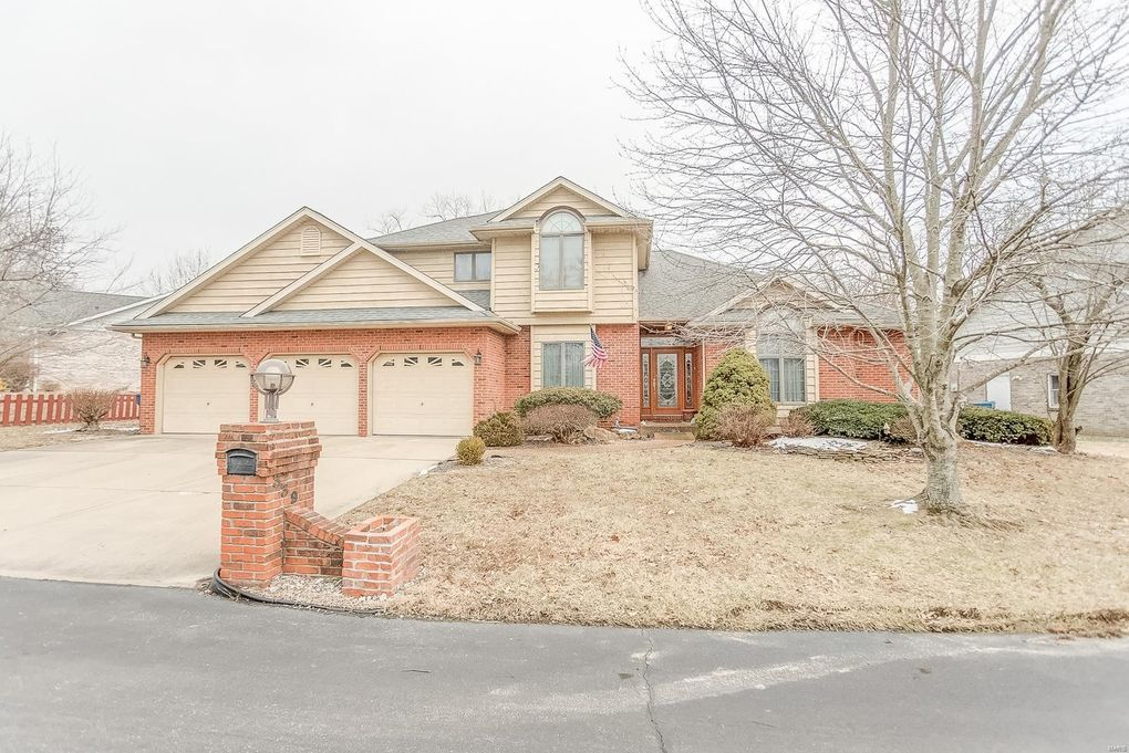 Fairview Heights Il >> 339 Jubaka Dr Fairview Heights Il 62208