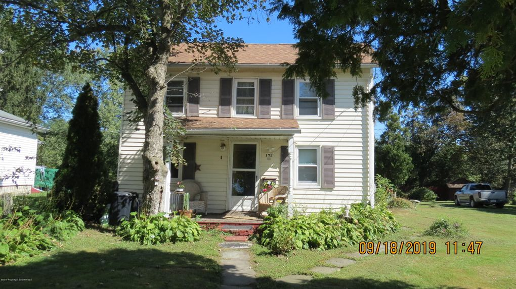 172 Wilbur St Scranton, PA 18508