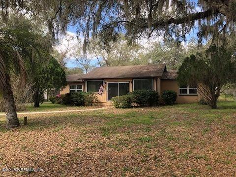 1240 S Lawrence Blvd, Keystone Heights, FL 32656