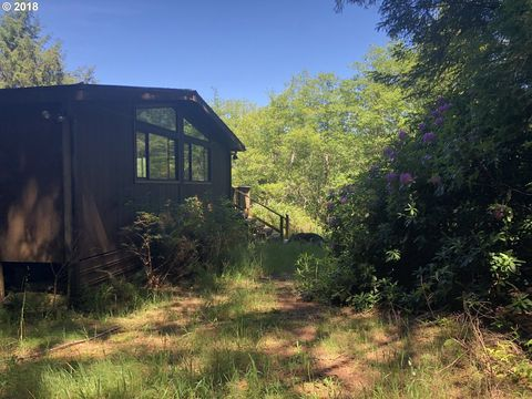 42118 Old Mill Rd, Port Orford, OR 97465