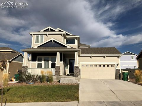 Photo of 1337 Celtic St, Colorado Springs, CO 80910