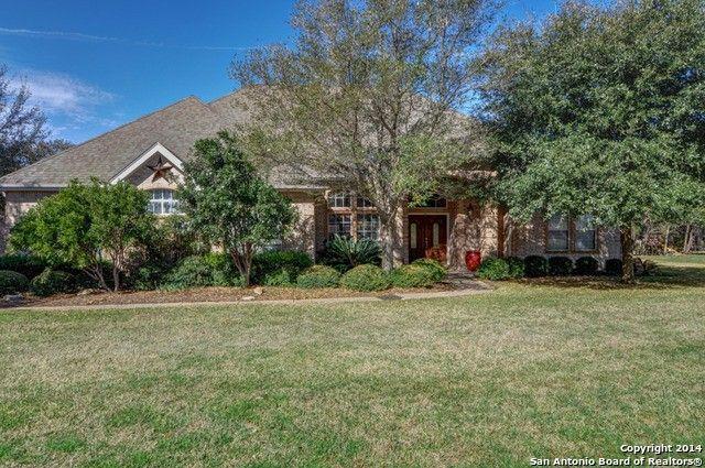 21113 Paradise Pass Garden Ridge Tx 78266 Home For