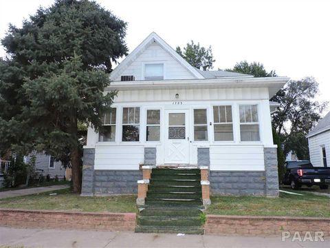 1723 W Fredonia Ave, Peoria, IL 61606