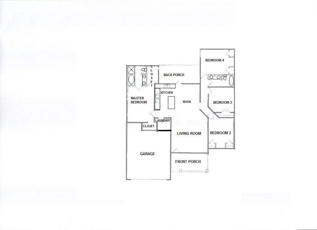 313 Mount Pleasant Dr, Hattiesburg, MS 39402