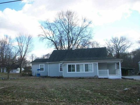Photo of 6357 W Market St, Fairbanks, IN 47849