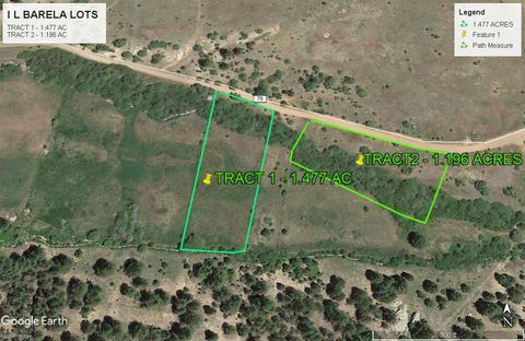 Tract 1 Us Forest Rd # 639, Truchas, NM 87522