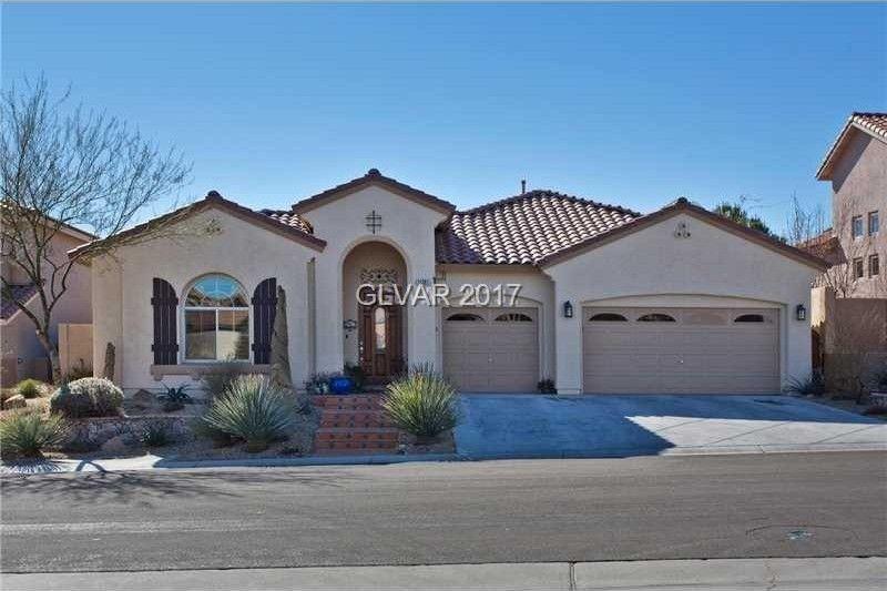 11381 Rancho Villa Verde Pl Las Vegas, NV 89138