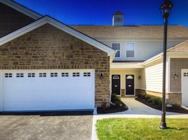 New Construction Homes Westerville Ohio