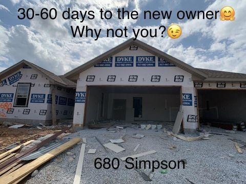 Photo of 680 E Simpson St, Willard, MO 65781