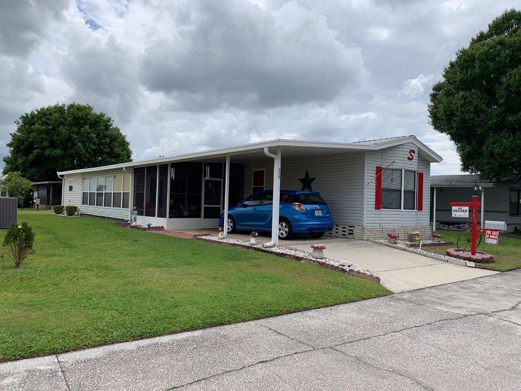 543 W Falcon Crest, Plant City, FL 33565