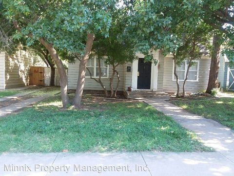 Photo of 2407 22nd St, Lubbock, TX 79411