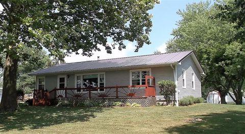 210 N Iowa St, Milton, IA 52570