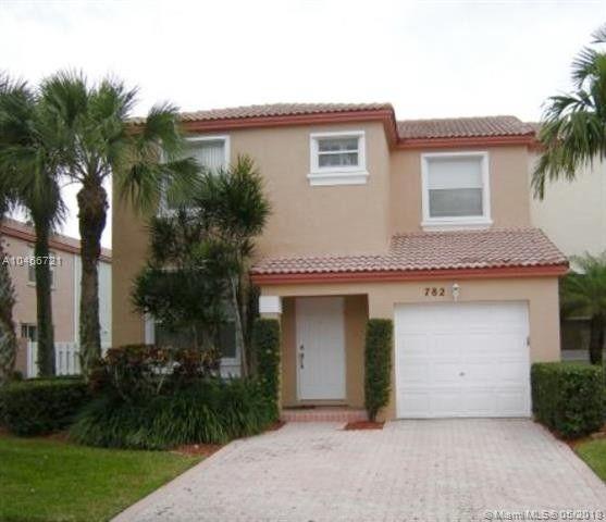 782 NW 151st Ave Unit 782 Pembroke Pines, FL 33028