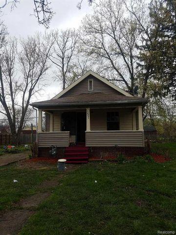 Photo of 14851 Fielding St, Detroit, MI 48223