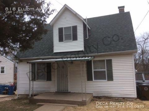 Photo of 818 Elliott Ave, Saint Louis, MO 63135