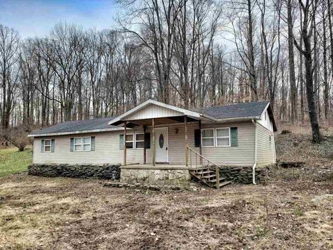 1007 E County Road 425 S, Connersville, IN 47331
