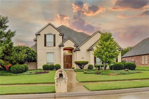 8217 Thornhill Dr North Richland Hills Tx 76182 Single Family Home