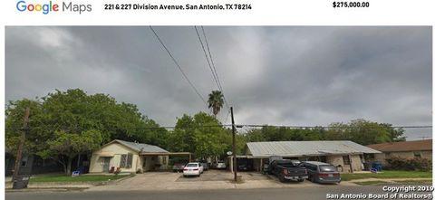 221 Division Ave, San Antonio, TX 78214 on