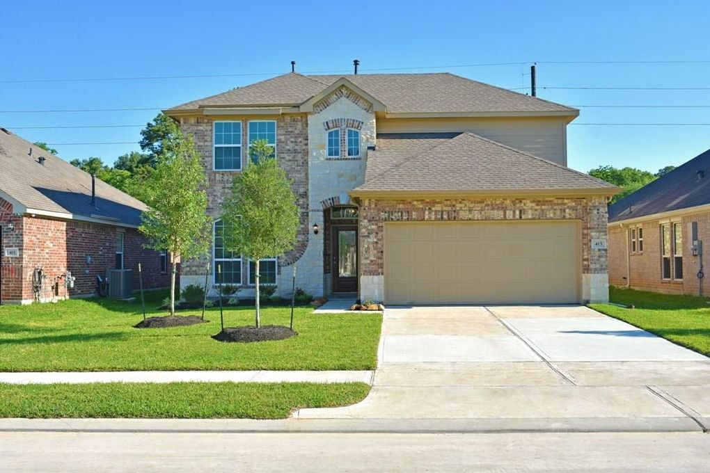 415 American Black Bear Dr Crosby, TX 77532