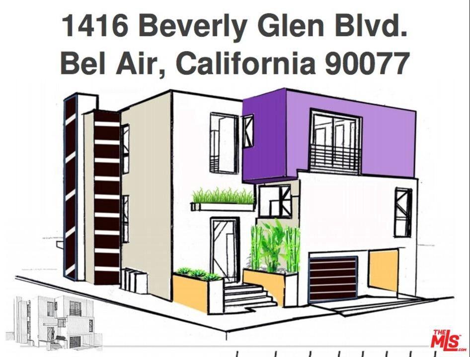 1416 N Beverly Glen Blvd, Los Angeles, CA 90077