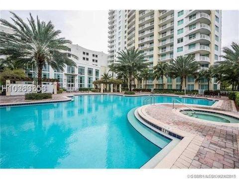 Photo of 1745 E Hallandale Beach Blvd Unit 703 W, Hallandale, FL 33009