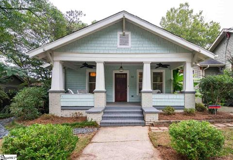 P O Of 122 Ebaugh Ave Greenville Sc 29607 House For Sale