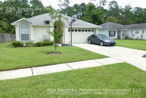 Photo of 256 Southlake Dr, Saint Augustine, FL 32092