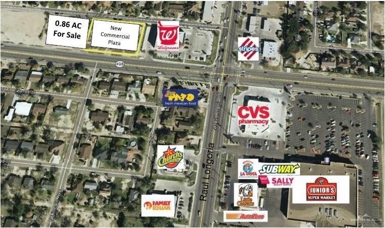 W Ferguson Ave, San Juan, TX 78589