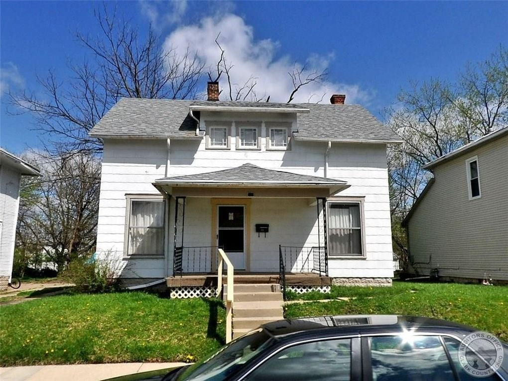 418 W State St, Springfield, OH 45506