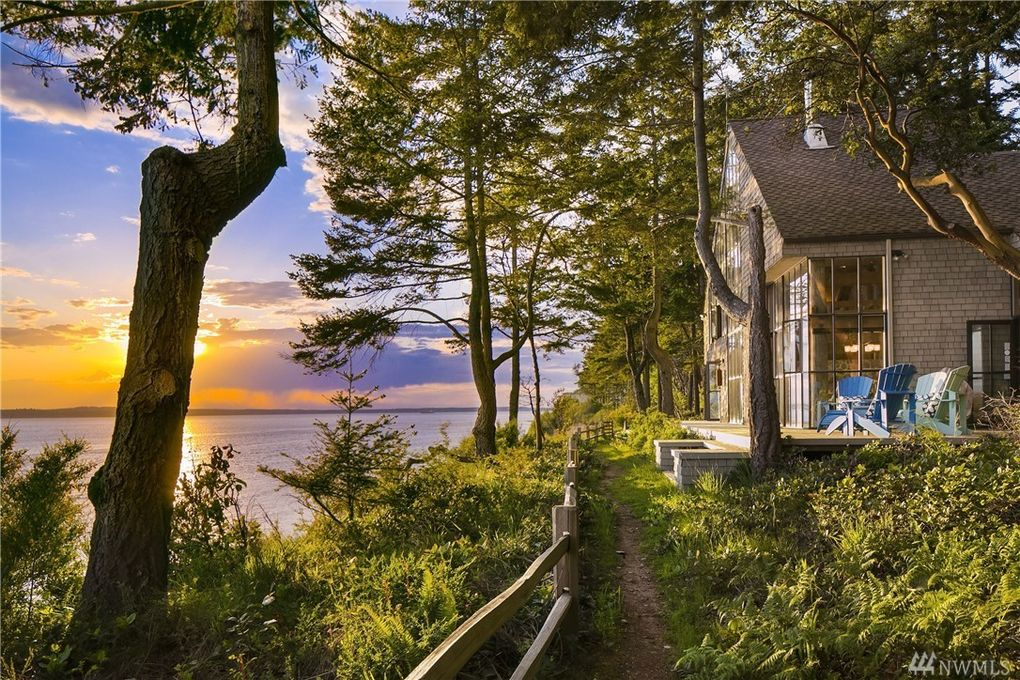 Whidbey Island Cliff House