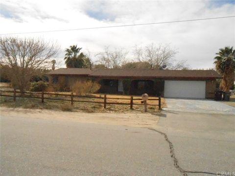 4762 Saddlehorn Rd, Twentynine Palms, CA 92277