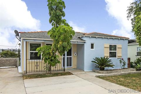 2545 44th St, San Diego, CA 92105