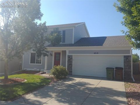 Photo of 6319 Summer Grace St, Colorado Springs, CO 80923