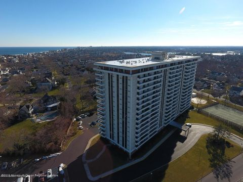 1 Channel Dr Unit 1406, Monmouth Beach, NJ 07750