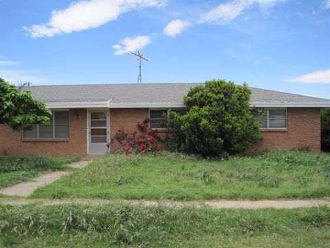 S Eldridge, McAdoo, TX 79243
