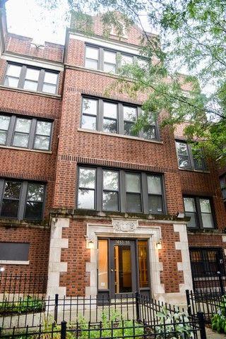 7653 N Bosworth Ave Unit A2  Chicago  IL 60626. Chicago  IL Condos   Townhomes for Sale   realtor com