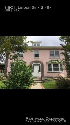 Photo of 1801 Linden St Unit 2 B, Wilmington, DE 19805