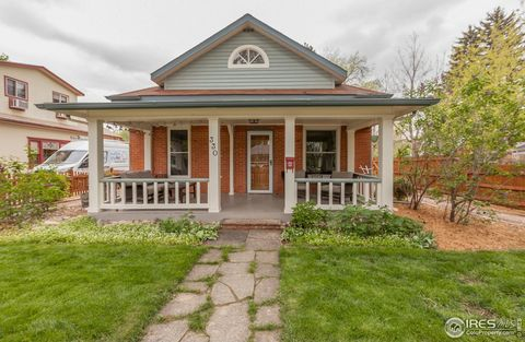 Photo of 330 S Loomis Ave, Fort Collins, CO 80521