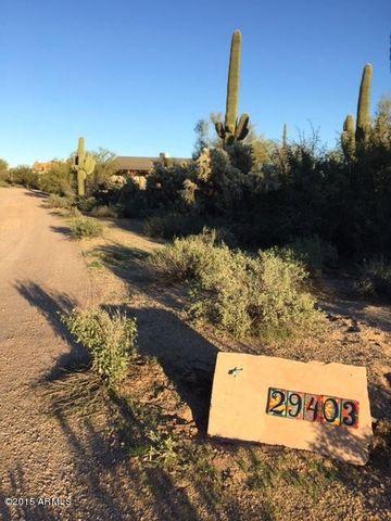 29403 N 56th St, Cave Creek, AZ 85331