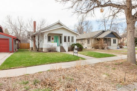 Photo of 627 W Myrtle St, Fort Collins, CO 80521