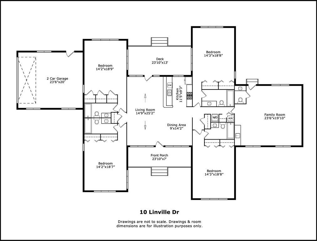 10 Linville Dr, Pinehurst, NC 28374