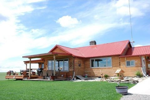 349 Sandbak Rd, Broadview, MT 59015