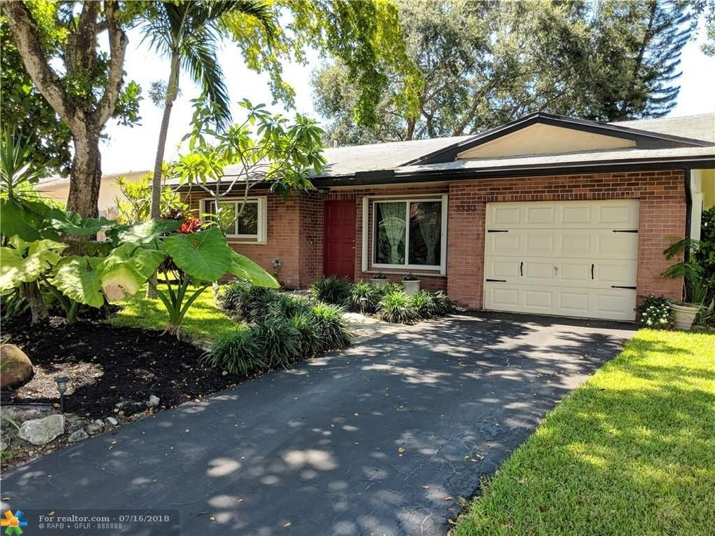 3330 Nw 64th St, Fort Lauderdale, FL 33309