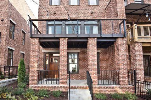 1947 Myrtle Walk Nw Unit 375, Atlanta, GA 30318