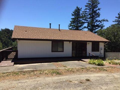 Photo of 414 Alderpoint Rd, Garberville, CA 95542